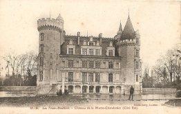 Château de la Mothe-Chandeniers