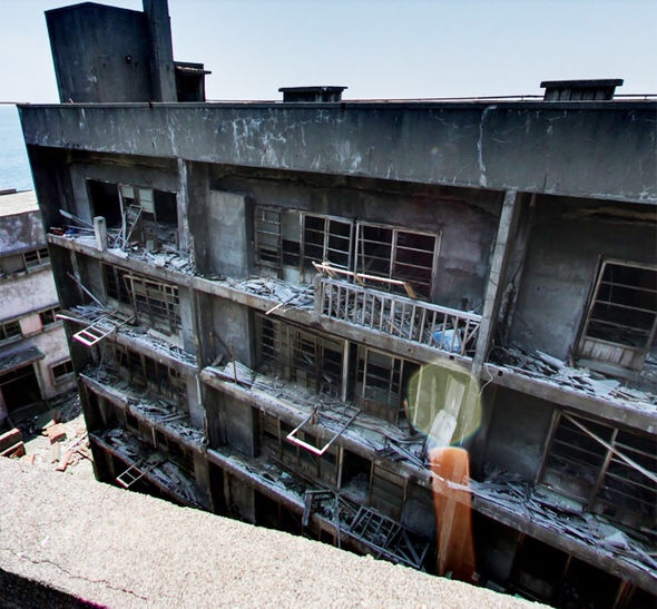 Hashima: The Incredible Abandoned Island Discovered By