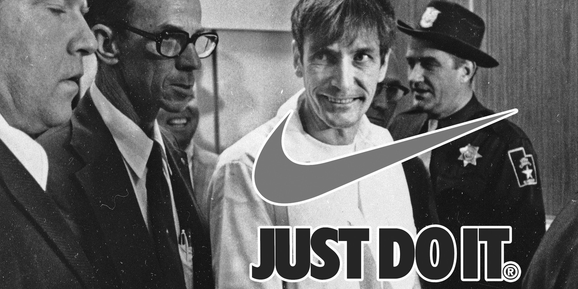 """Just Do It"": the Nike Slogan inspired by the last words of a condemned to death."