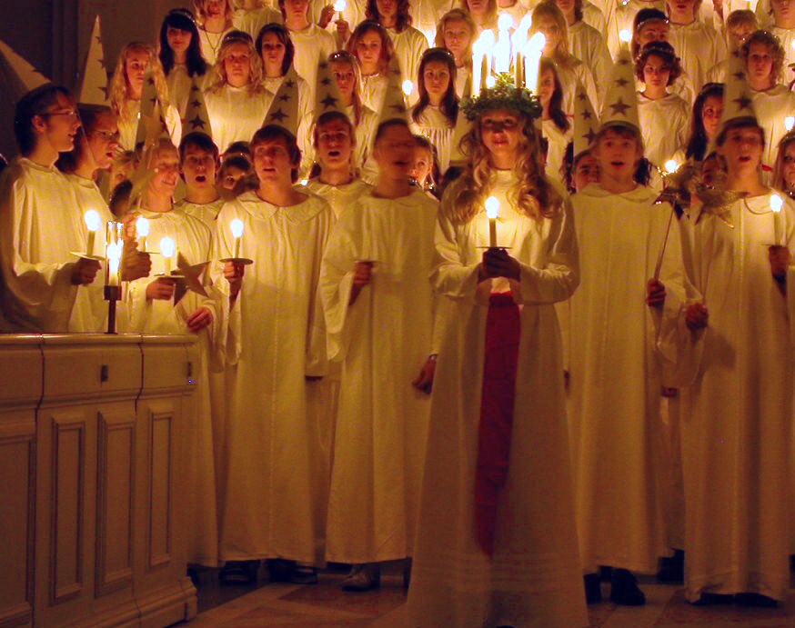 13# Saint Lucy's Day: traditions of the world