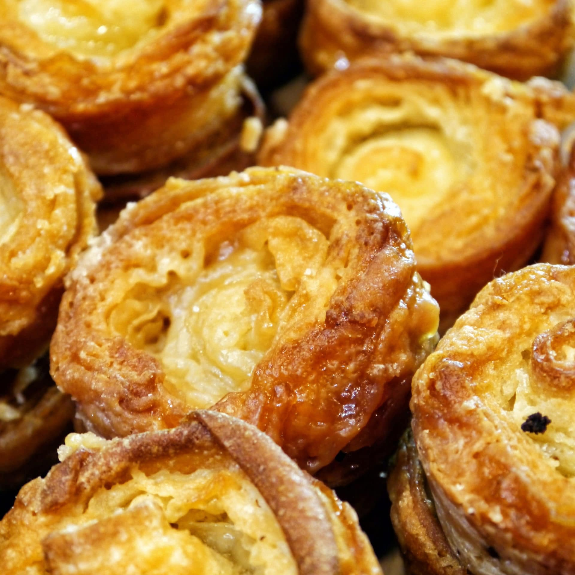 Kouign-Amann: one of the fattiest pastry in the world.