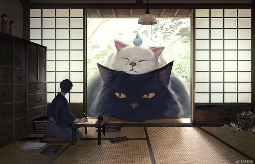 Ariduka55: the japanese illustrator and his world where