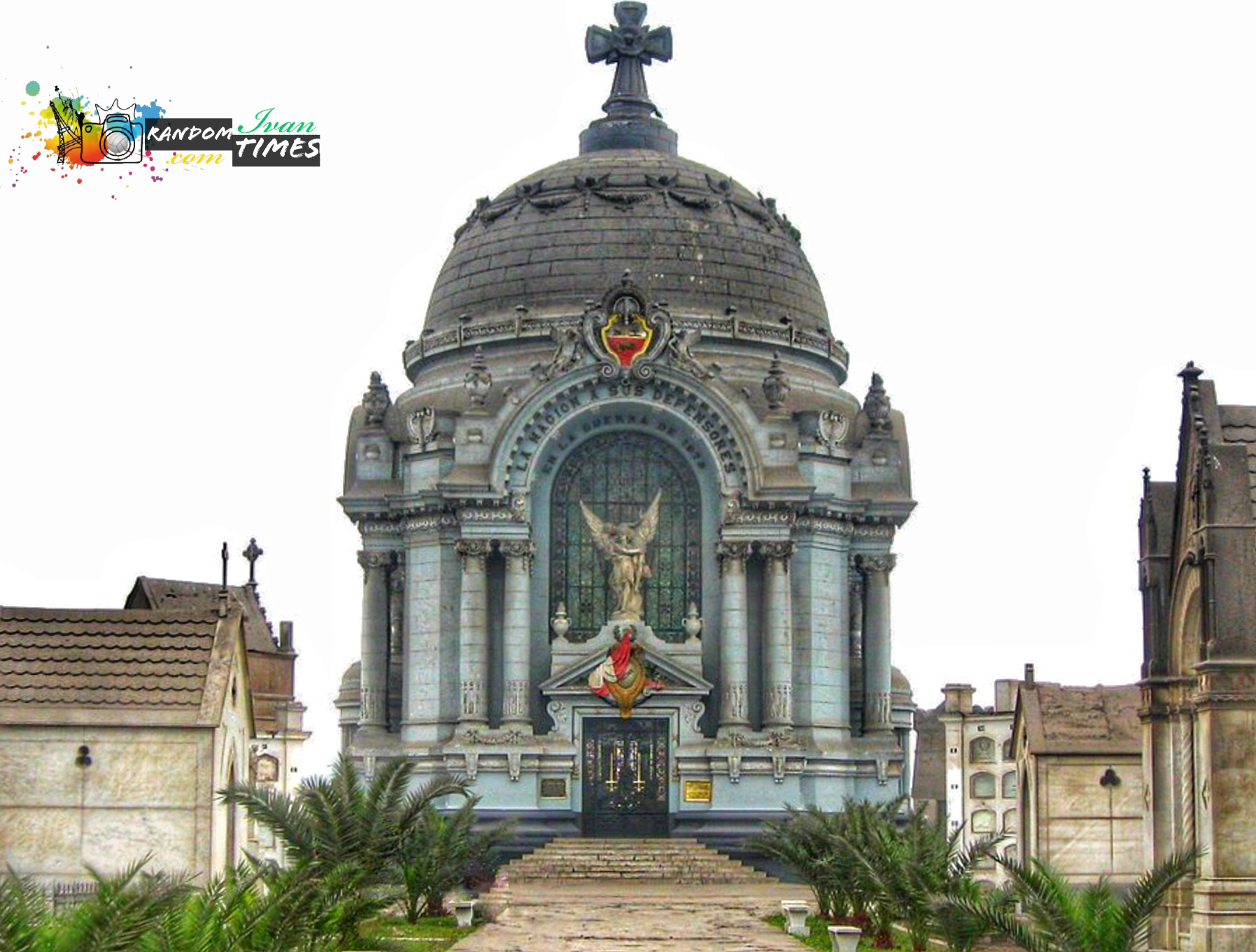 Cripta de los Héroes: the final resting place for many of Peru's greatest military heroes.